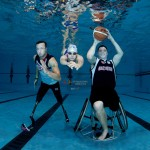 BT Paralympic World Cup Underwater Photoshoot